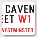 New Cavendish  Street  Coasters (Cork)