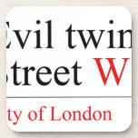 Evil twin Street  Coasters (Cork)