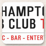 the Hampton  MWB Club  Coasters (Cork)