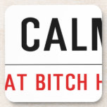 Keep calm  Coasters (Cork)