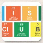 chemistry club  Coasters (Cork)