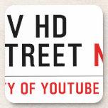 KV HD Street  Coasters (Cork)