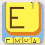 E EMMA  Coasters (Cork)