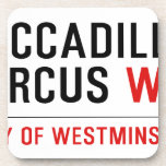 piccadilly circus  Coasters (Cork)