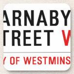 CARNABY STREET  Coasters (Cork)