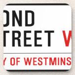 Bond Street  Coasters (Cork)