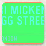 Capri Mickens  Swagg Street  Coasters (Cork)