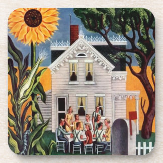 Coasters Family Gathering Porch Sunflower Home