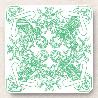 Coasters Intricate Celtic Knot Celts Lives Twined