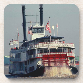 Coasters Paddle Steamer Natchez Boat New Orleans
