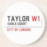 Taylor  Coasters (Sandstone)
