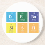 Deba sish  Coasters (Sandstone)