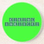 Digital Chemistry  Coasters (Sandstone)