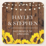 "Coasters Sunflower Wood Light Rustic Wedding Party<br><div class=""desc"">Coasters Wedding Party - See the matching collection in my store Wow Wow Meow</div>"