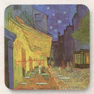 Coasters Vincent Van Gogh Paris Cafe Starry Night