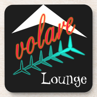 Coasters Volare Lounge stealth ~ Props Pilot Fly