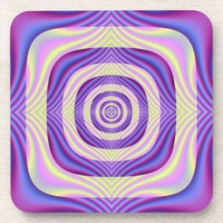 Coasters x 6  Square the Circle