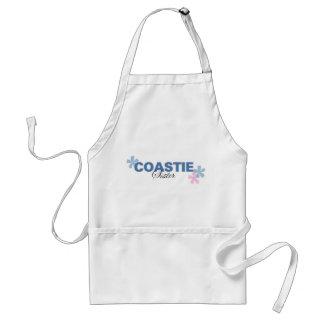 Coastie Sister Adult Apron
