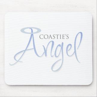 Coastie's Angel Mouse Pad