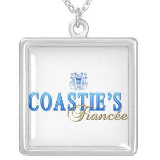 Coastie's Fiancee Custom Jewelry