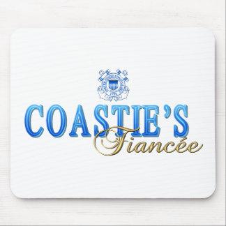Coastie's Fiancee Mouse Pad
