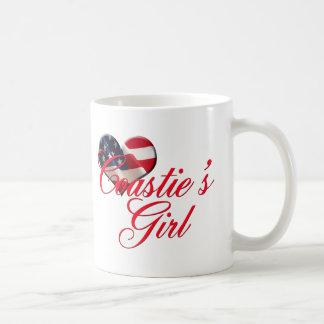 coastie's girl coffee mug
