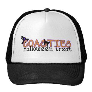 Coasties Halloween Treat Trucker Hat