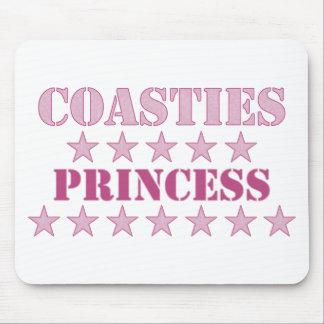 Coasties Princess Mouse Pad