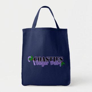 Coasties Sugar Baby Tote Bags