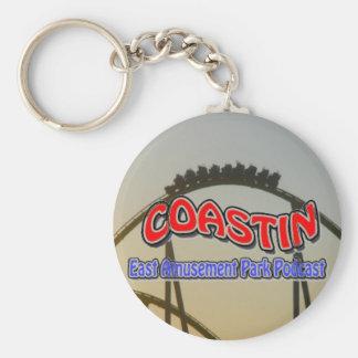 Coastin' East Podcast Keychain - Nitro