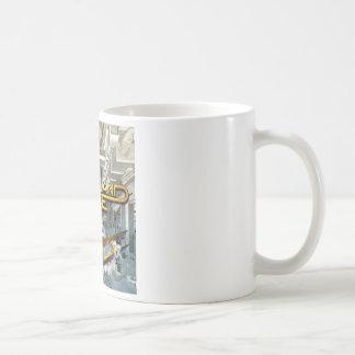 Coastland Ride - On Top Of The World CD cover Coffee Mug