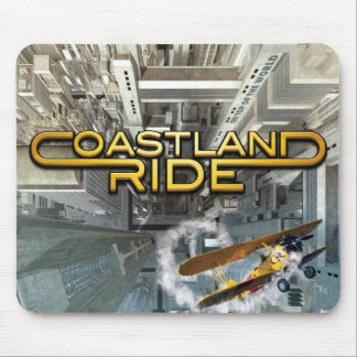 Coastland Ride - On Top Of The World CD cover Mouse Pad