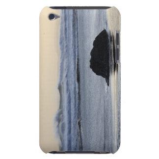 coastline at dawn iPod touch Case-Mate case