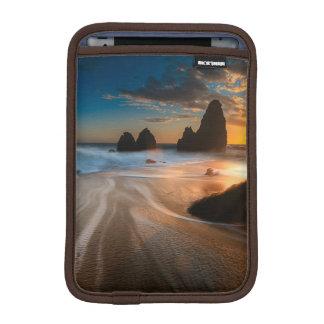 Coastline At Sunset | Northern California Sleeve For iPad Mini