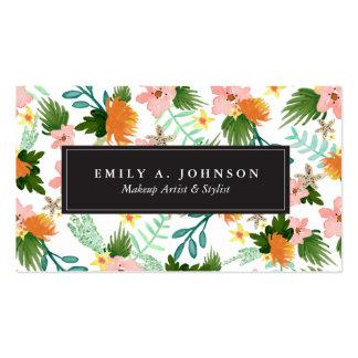Coastline Floral Business Card
