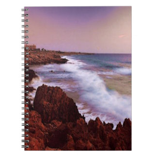 Coastline Notebook