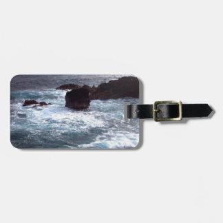 Coastline of Pahoa Hilo LUGGAGE TAG