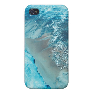 Coastline on Earth Case For iPhone 4