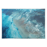 Coastline on Earth Placemat