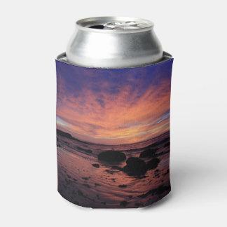 Coastline Sunrise Can Cooler
