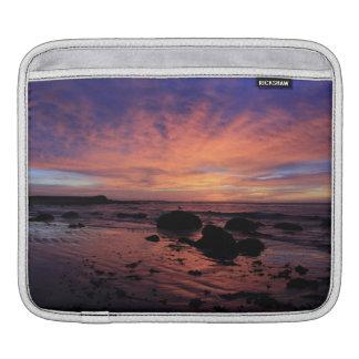 Coastline Sunrise Sleeve For iPads