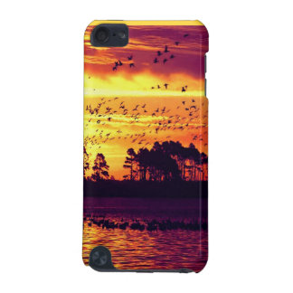 Coastline Sunset, Birds iPod Touch (5th Generation) Cover