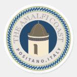 Coastr-Pegatina de Amalfi