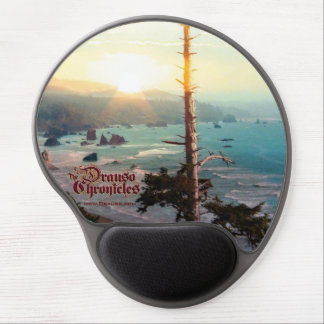 Coasts of Drauso Gel Mouse pad