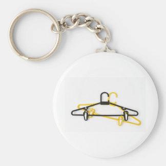 coat hanger keychain