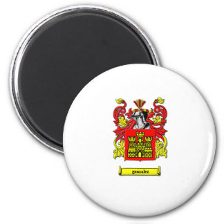 Coat of Arms 2 Inch Round Magnet