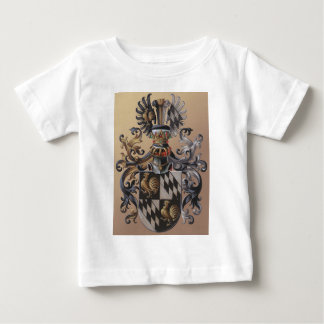 coat-of-arms-35779-knight-power baby T-Shirt