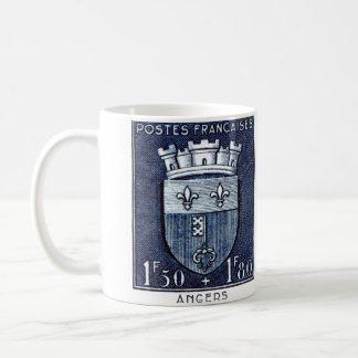 Coat of Arms, Angers France Coffee Mug