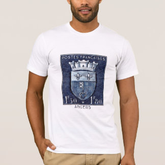 Coat of Arms, Angers France T-Shirt