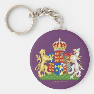 Coat of Arms Anne Boleyn Key Chains